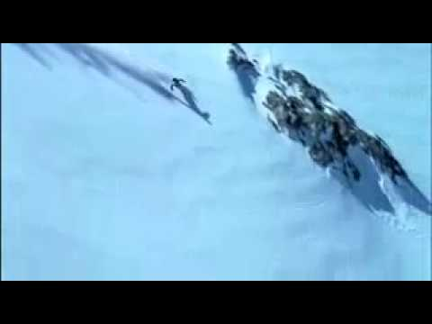 Jean Claude Killy Vs  Nikki Stone Chamonix France zero spin