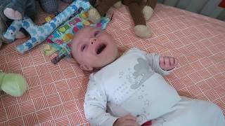 INFANT BATH TIME FUN!