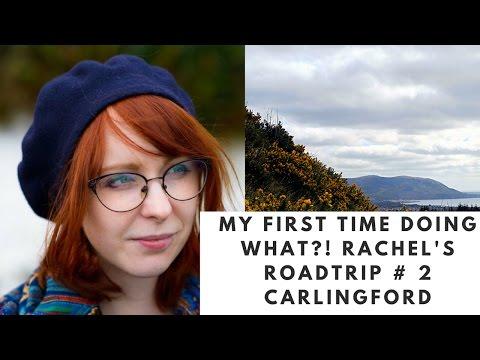 My first time doing what!? - Rachel's Roadtrip # 3 Carlingford #ireland #travel