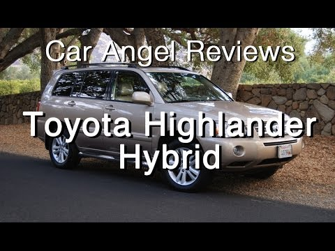 Why you SHOULD buy a Used Toyota Highlander - Hybrid