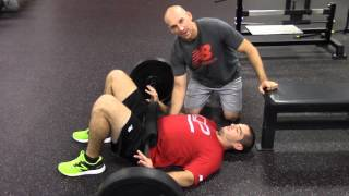 EricCressey.com: 3 Barbell Hip Thrust Coaching Cues
