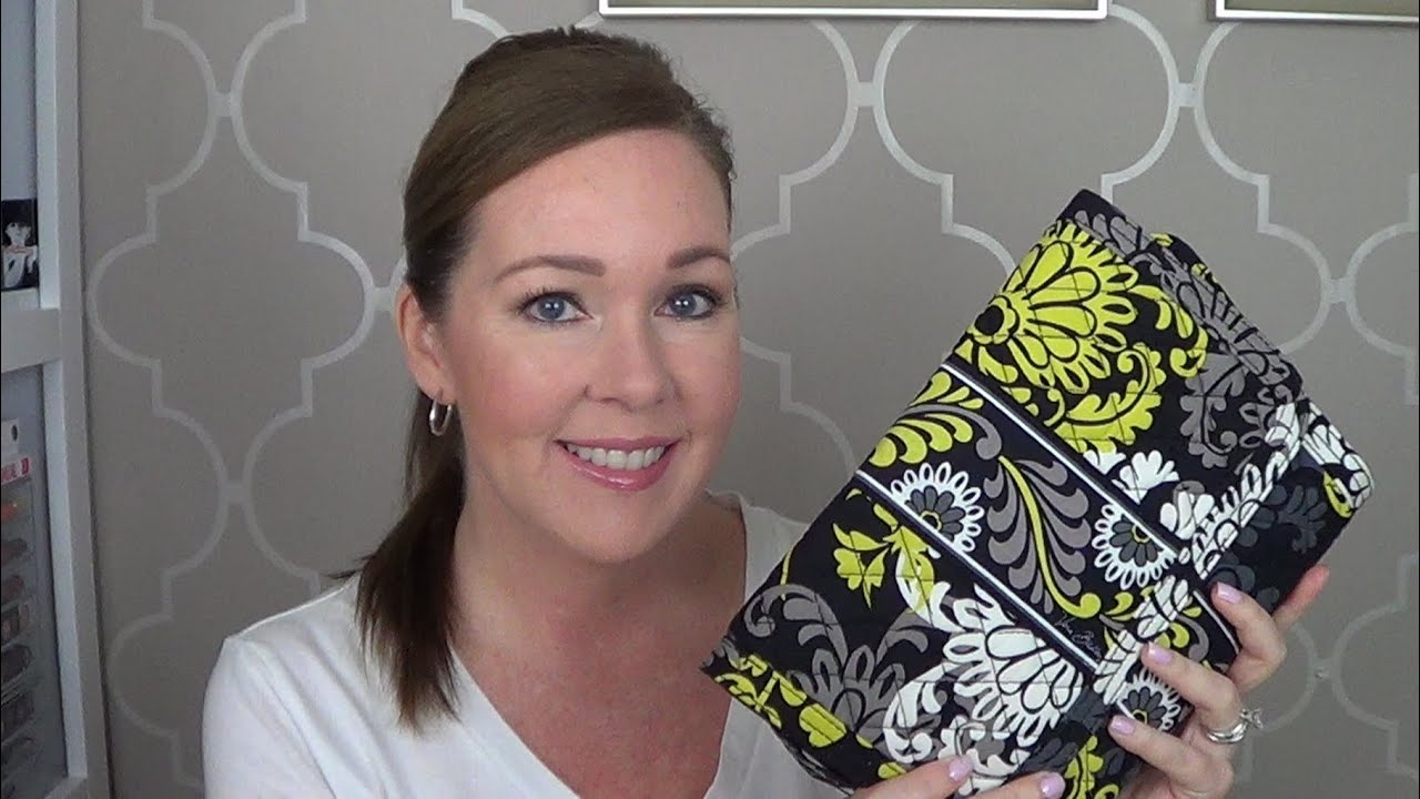 Vera Bradley Travel Jewelry Folio ReviewDemo YouTube