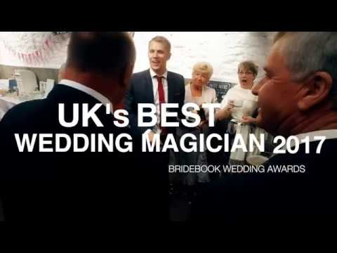 Chris Cook Magic UK's Best Wedding Magician 2017