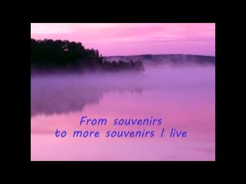 From Souvenirs to Souvenirs with lyrics  Demis Roussos