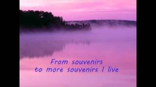 From Souvenirs to Souvenirs with lyrics by Demis Roussos