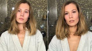 Видео-болталка. Показ Ульяны Сергеенко,работа визажистом, борьба со стрессом. Анна Корн