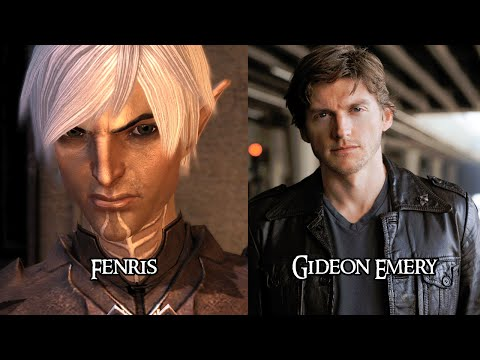 Characters and Voice Actors  Dragon Age 2