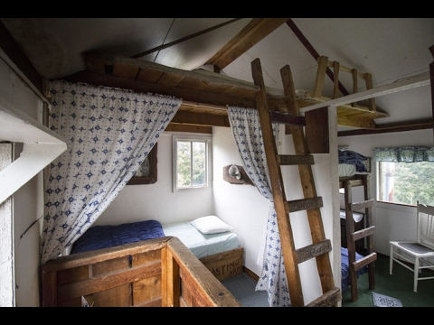 Tiny House For A BIG Family YouTube - Couple takes tiny house big adventure