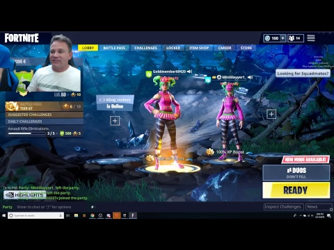 Sunday Fortnite Matches With Tyler | We Are The Davises Live Stream Gaming