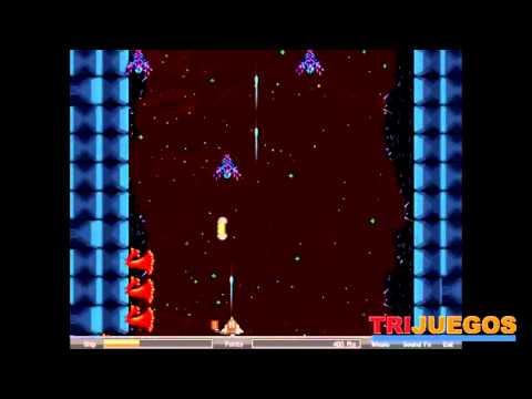 Aniquilacion Espacial Juego De Naves Youtube