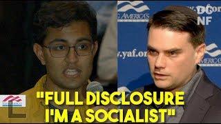 Ben Shapiro Destroys Socialism thumbnail