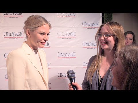Jennifer Morrison  at the Cinemagic Gala