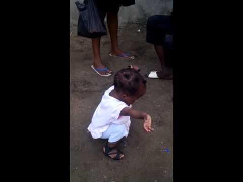 9 Months Old Baby Dances Shoki