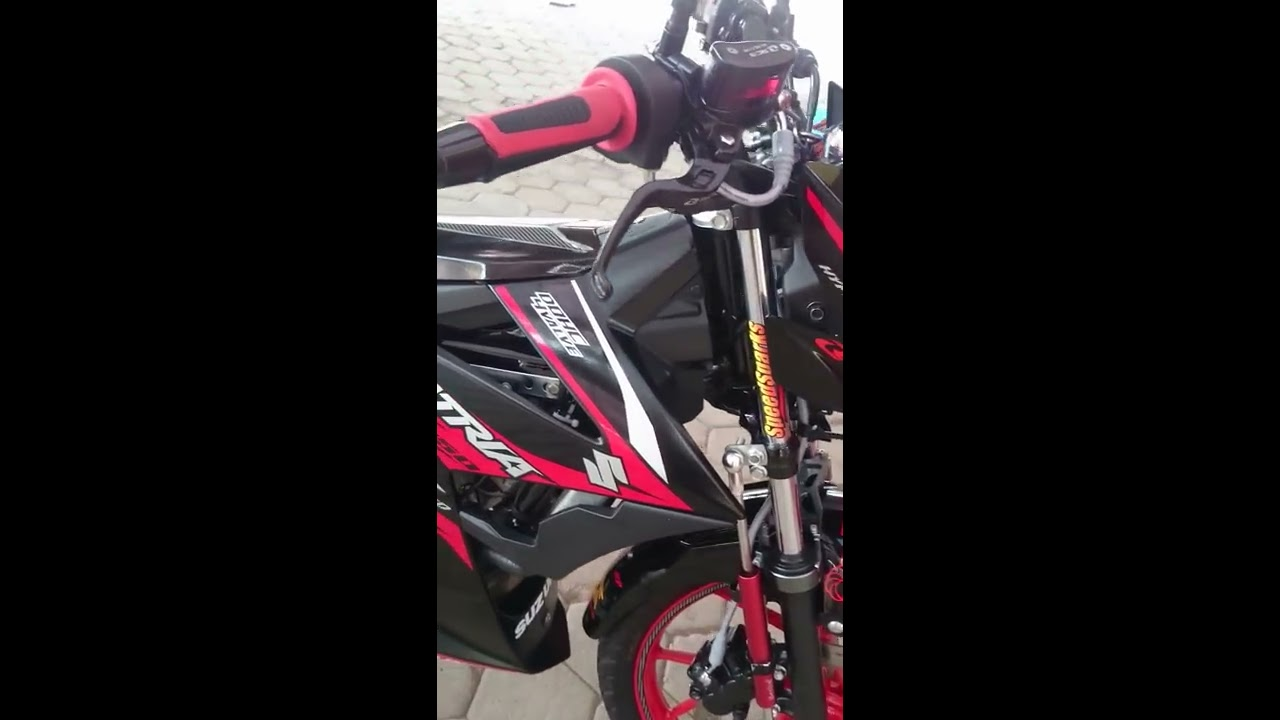 Modifikasi Suzuki All New Satria F150 Injeksi Part 1 Youtube