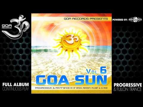 Goa Sun v6 by Dr. Spook, Random, Pulsar, DJ Acid -  (goarec051 / Goa Records) ::[Full Album / HD]::