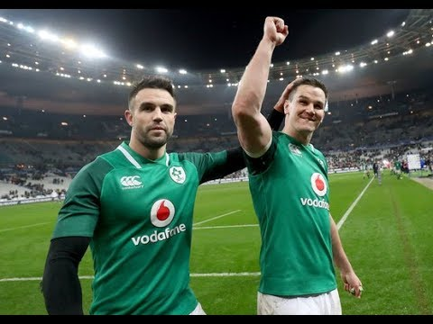 MONDAY NIGHT RUGBY | LIVE - Stephen Ferris and Eddie O'Sullivan on Ireland's massive win in Paris