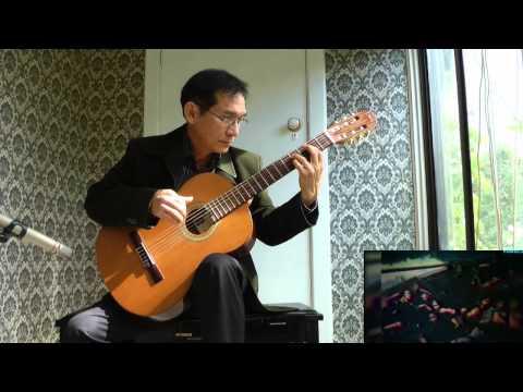 Biển Nhớ (Remembering the Sea) - Trịnh Công Sơn - Guitar: Đăng Thảo