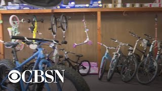 Cycling boom sparked by pandemic leads to summer bike shortage