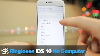 How to: make iphone ringtones: set any song as ringtone/text sound (no computer, no jailbreak) - ios 11, 10 10.2! requested, here is a simple tutori...