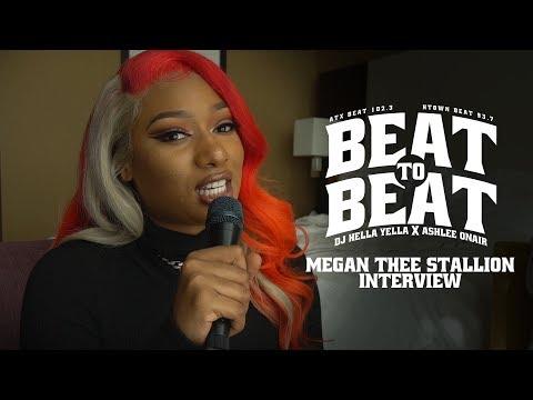 DJ Hella Yella (58498) - Megan Thee Stallion talks Anime, Erotic dreams, love for dark liquor + more