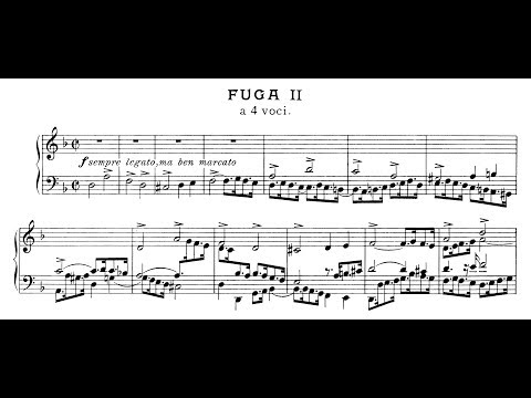 Bach: The Art of Fugue, BWV 1080 (MacGregor)
