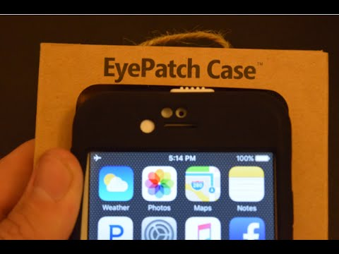 finest selection dd713 074d1 EyePatch Case iPhone 6 Review