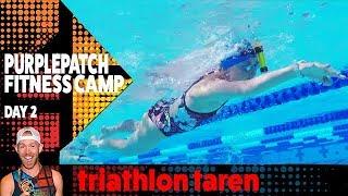 PURPLEPATCH FITNESS triathlon training camp day 2: an ENORMOUS day of triathlon training