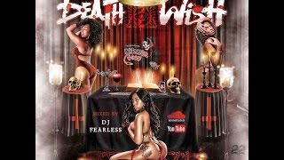 DJ FearLess - Death Wish DanceHall Mixtape