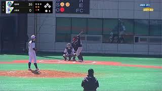 협회장기 경기도 야구대회(U-16), 대원중 vs  신…