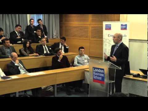 2012 - The resource curse, financial crisis and Kazakhstan's strategy - Mr.Kairat Kelimbetov