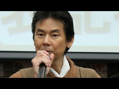 今井雅之「生きているエネルギーを出せたら」 舞台「ザ・ウィンズ・オブ・ゴッド Japan Tour 2015」製作発表会見4 #Masayuki Imai #THE WINDS OF GOD