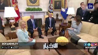 قرارات الرئيس الأمريكي دونالد ترمب تنحاز للاحتلال