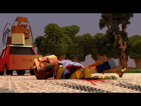 Minecraft - WHO KILLED THE NEIGHBOR? (Hello Neighbor In Minecraft)