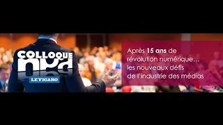 Colloque NPA Le Figaro - Le Live
