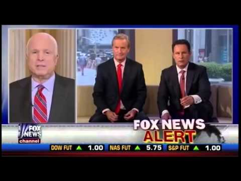 John McCain Blasts Fox News Islamophobia Live on Air