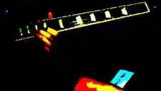 Slow instrumental guitar ballad solo
