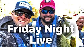 Friday Night Live with a special Guest