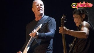 Metallica at Pinkpop 2014