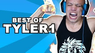 Best of Tyler1 | UNBANNED & REFORMED Draven Player - League of Legends