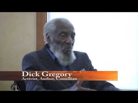 Know4LIFE Interview with the Dick Gregory