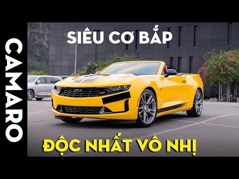 KingWrap l Dán decal đổi màu xe ô tô Camaro    Dán đổi màu ô tô    Dán decal đổi màu ô tô