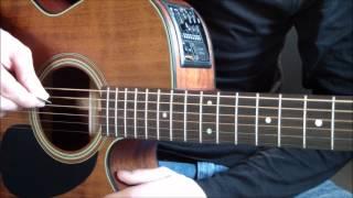 Gitarre Stimmen Muster / Guitar Tuning Pattern thumbnail