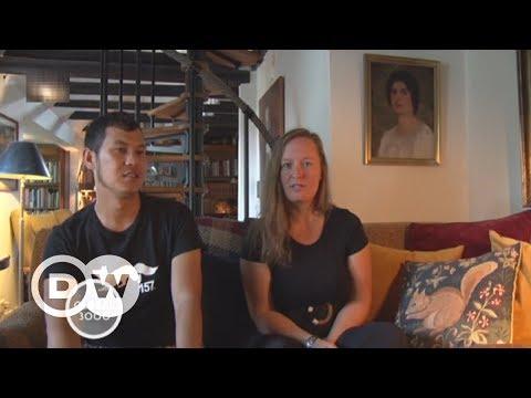 Private Flüchtlingshilfe in Schweden   DW Deutsch