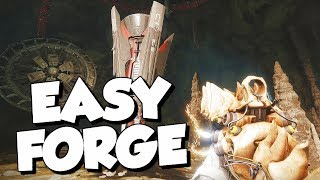How To Easily Complete Volundr Forge!
