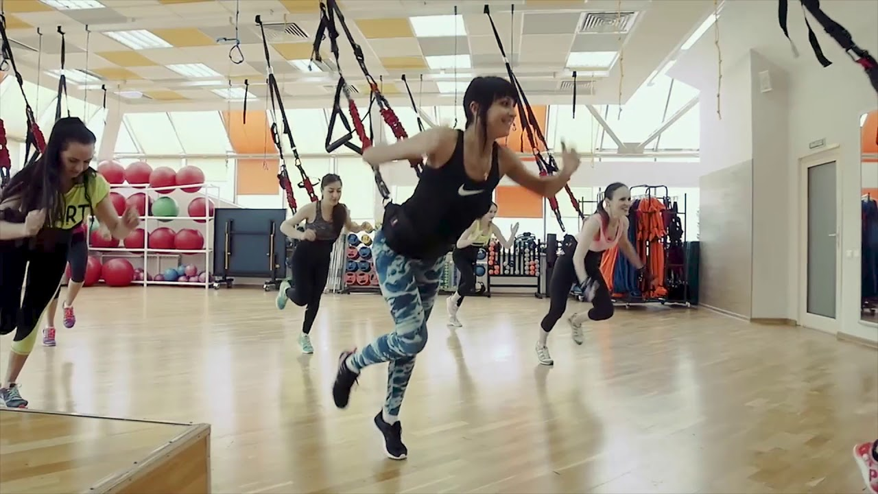 4D PRO BUNGEE FITNESS EXERCICES 8 - YouTube