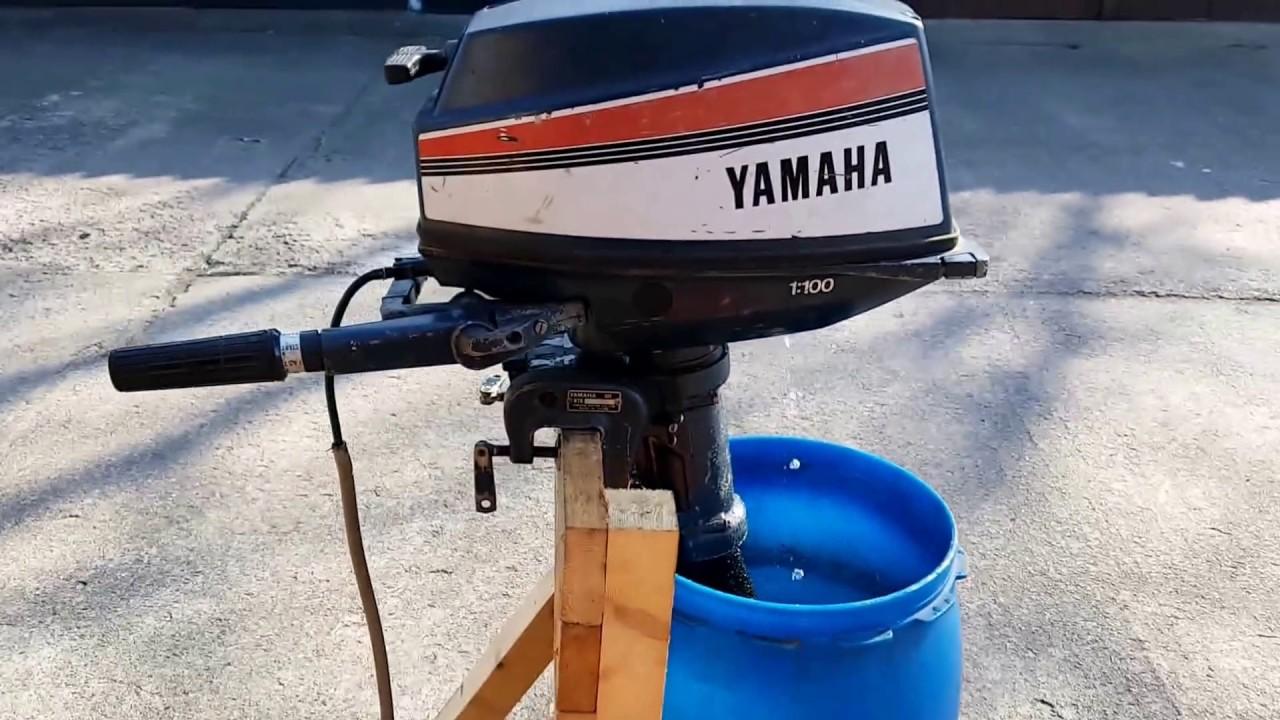 Fein Yamaha Marine Außenbord Schaltplan Fotos - Elektrische ...