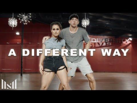 """""""A DIFFERENT WAY"""" - DJ Snake feat. Lauv Dance   Matt Steffanina X Erica Klein"""