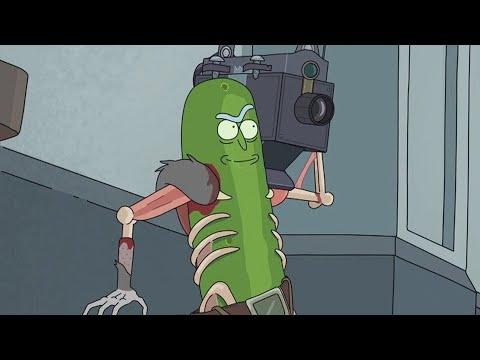 Omega/Beyond Omega Level: Rick Sanchez