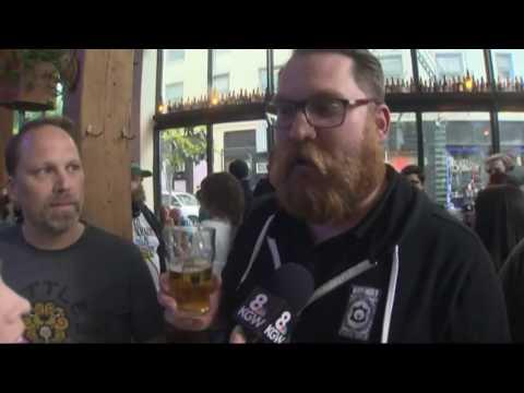 New Oregon Breweries Showcase