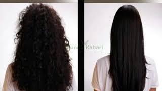 Download Video Cukup Gunakan Bahan Ini Untuk Meluruskan Rambut  Secara Alami Tanpa Catok, Tanpa salon MP3 3GP MP4